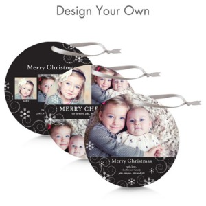 Design Your Own Circle Card